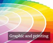 Graphics, printing and distribution
